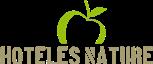Logo hoteles nature transparente